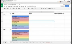 006 Archaicawful Social Media Editorial Calendar Template Photo  Content Excel 2020 Free Download