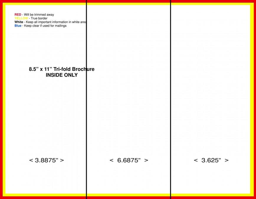006 Archaicawful Three Fold Brochure Template Google Doc Inspiration  Docs