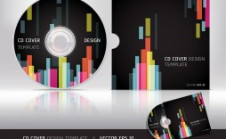 006 Archaicawful Vector Cd Cover Design Template Free Sample