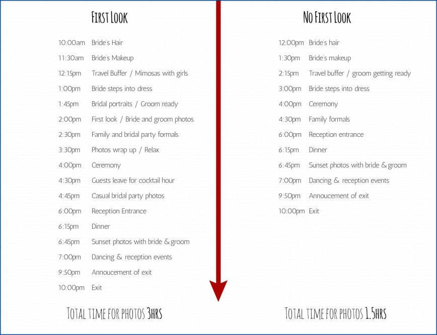 006 Archaicawful Wedding Day Schedule Template Highest Quality  Excel Editable Timeline Free Word868