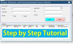 006 Astounding Excel Data Entry Form Template Highest Clarity  Example Download Free