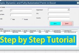 006 Astounding Excel Data Entry Form Template Highest Clarity  Free Download Example Pdf