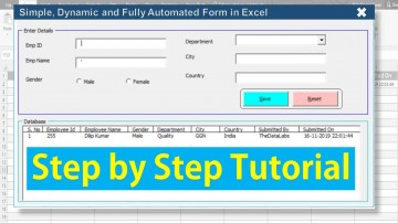 006 Astounding Excel Data Entry Form Template Highest Clarity  Free Download Example Pdf360