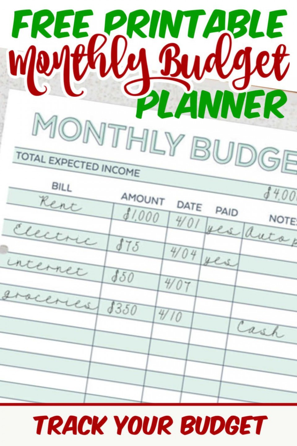006 Astounding Free Monthly Budget Template High Def  Household Excel Expense Report Download960