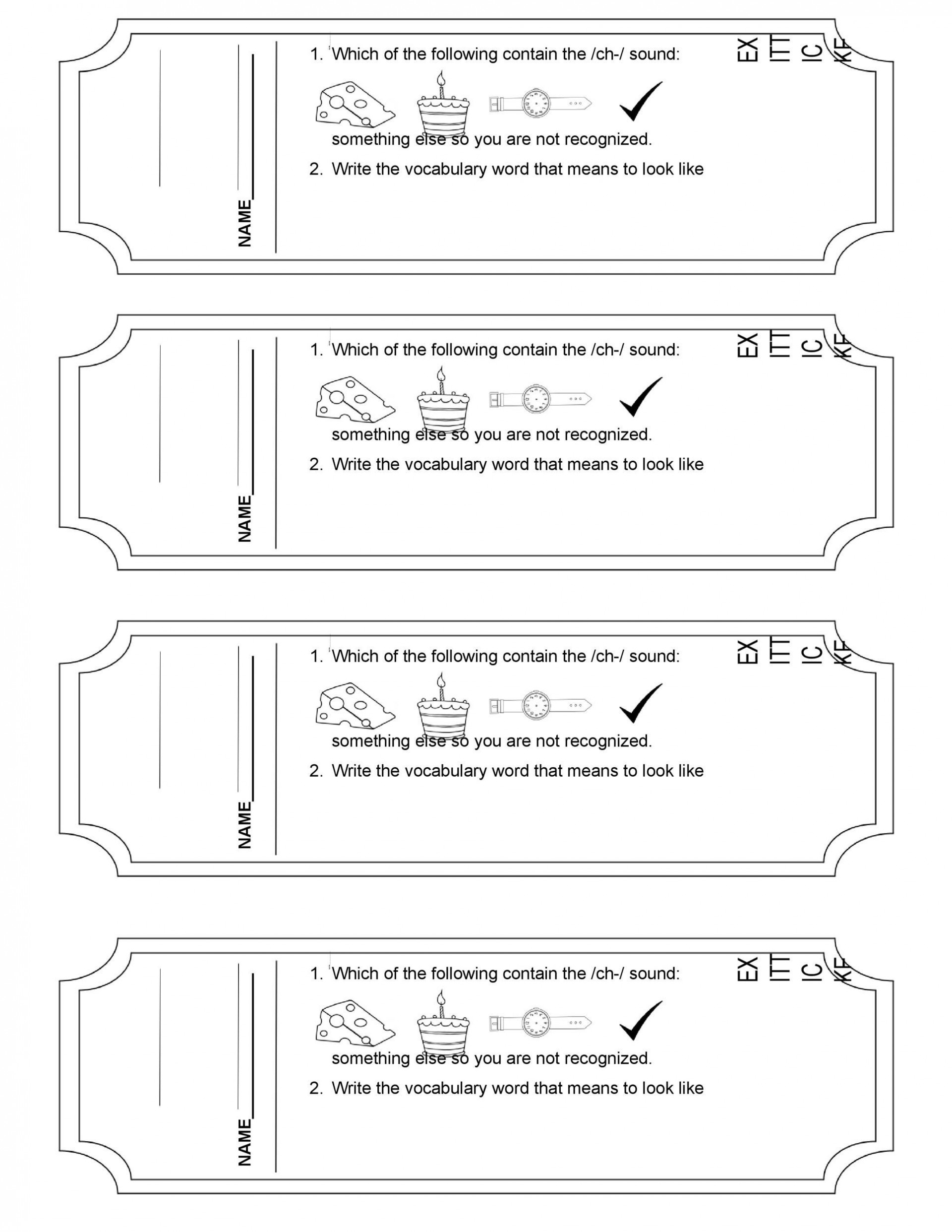 006 Astounding Free Printable Ticket Template Example  Raffle Printing Airline For Gift Concert1920