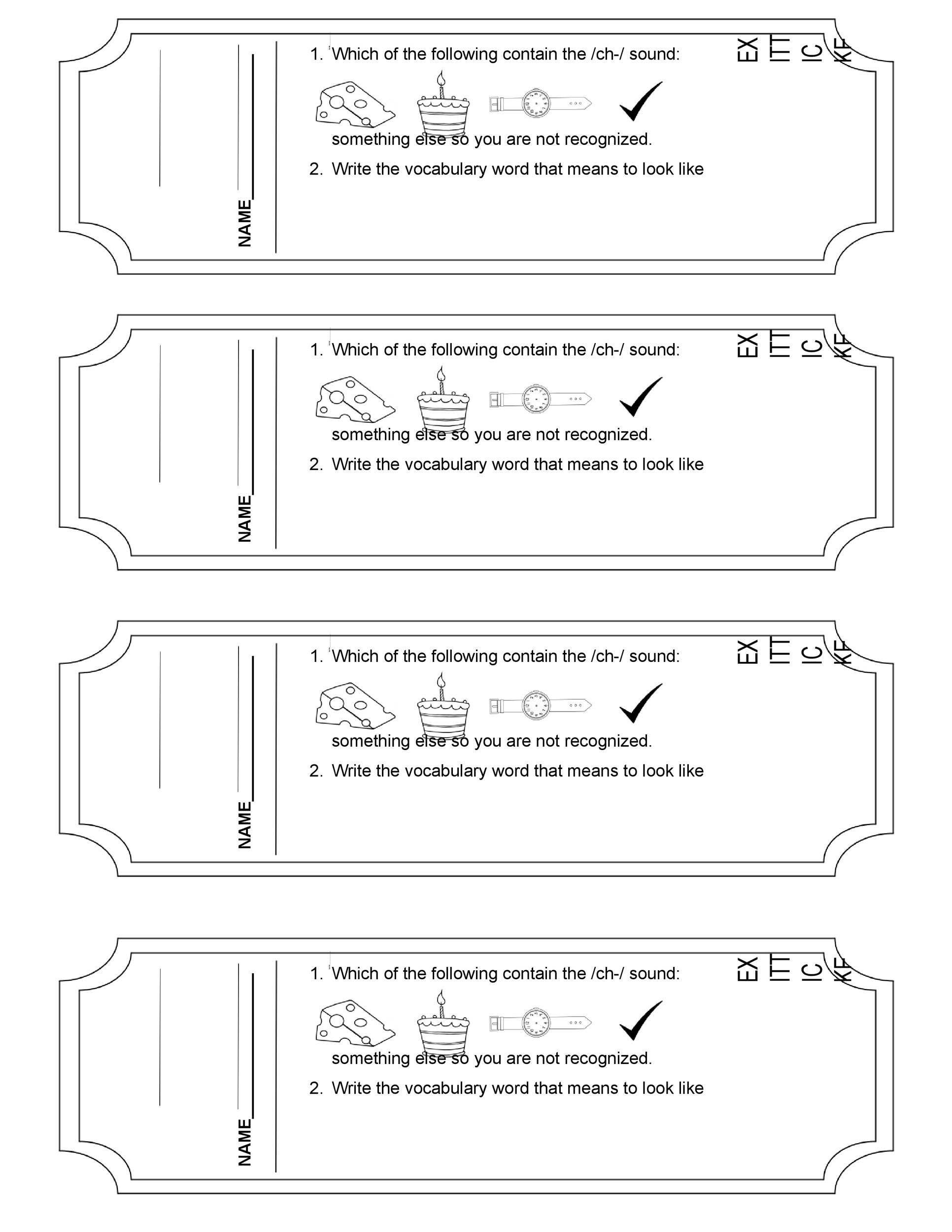 006 Astounding Free Printable Ticket Template Example  Raffle Printing Airline For Gift ConcertFull
