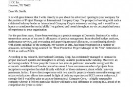 006 Astounding General Manager Cover Letter Template Highest Quality  Hotel