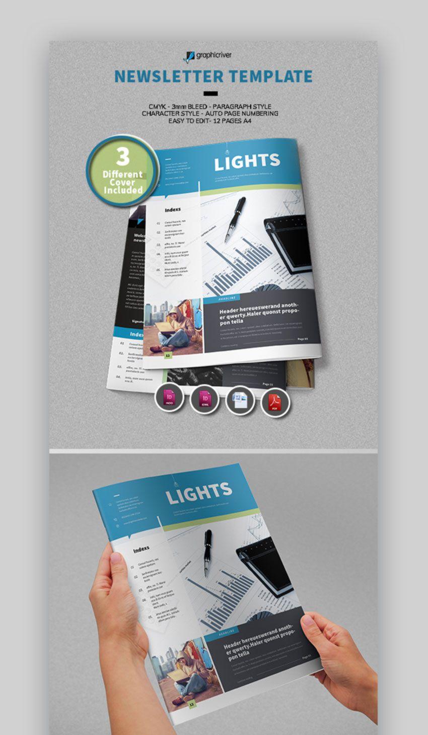 006 Astounding Microsoft Office Newsletter Template Image  Templates Publisher 365 OnlineFull