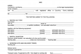 006 Astounding Simple Lease Agreement Template Idea  Tenancy Free Download Rent Format In Word India Rental