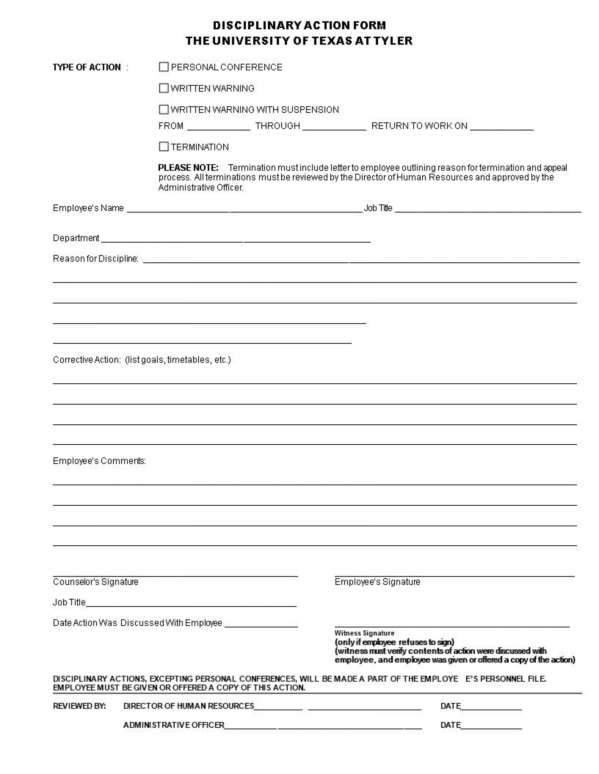 006 Awesome Corrective Action Form Template Example  Free 8d Request Iso 9001 Employee1920