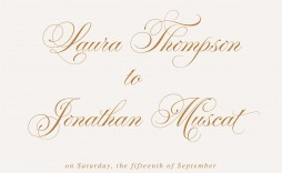 006 Awesome Formal Wedding Invitation Wording Template High Definition  Templates