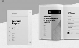 006 Awesome Free Indesign Annual Report Template Download Photo