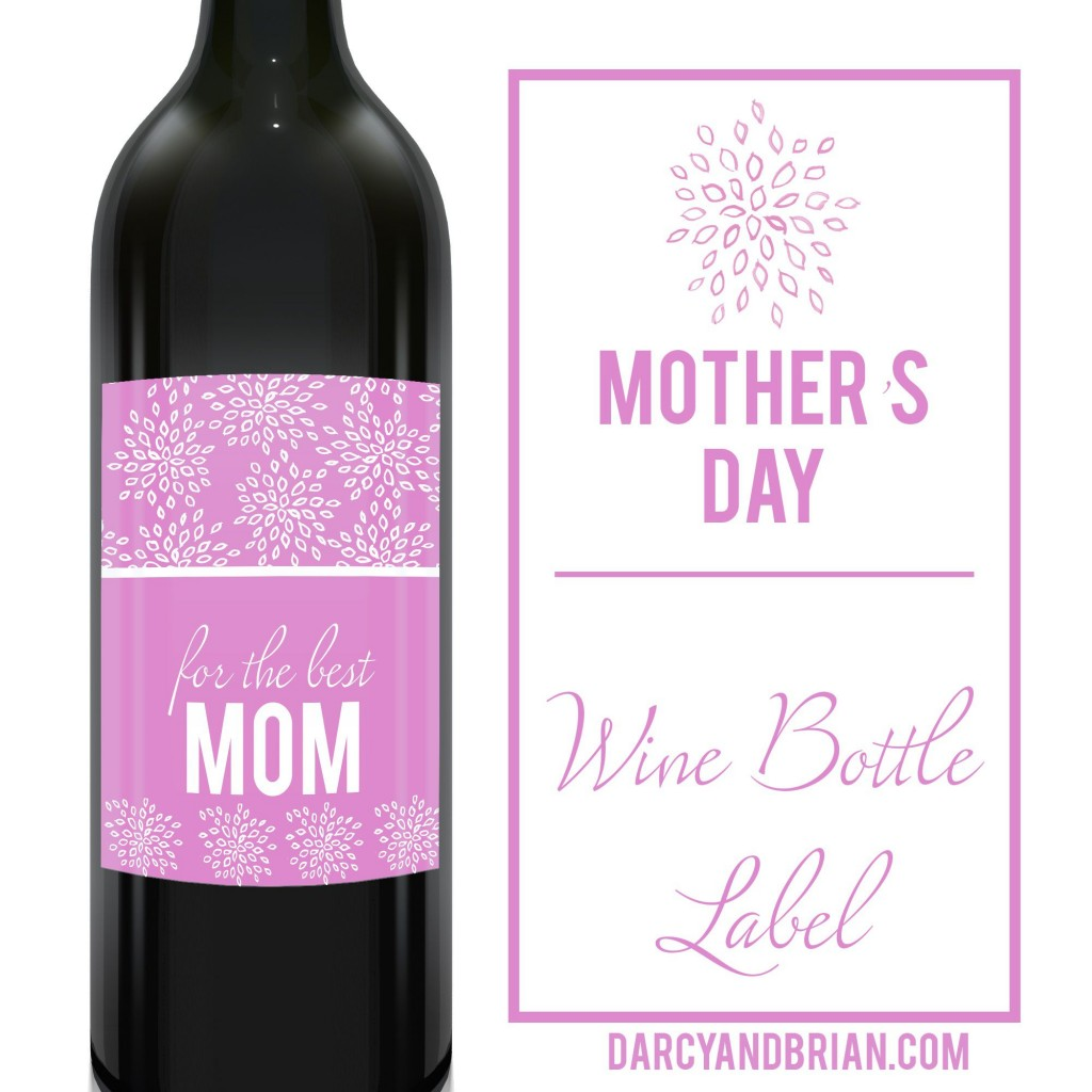 006 Awesome Free Wine Label Template Image  Online Custom Downloadable BottleLarge
