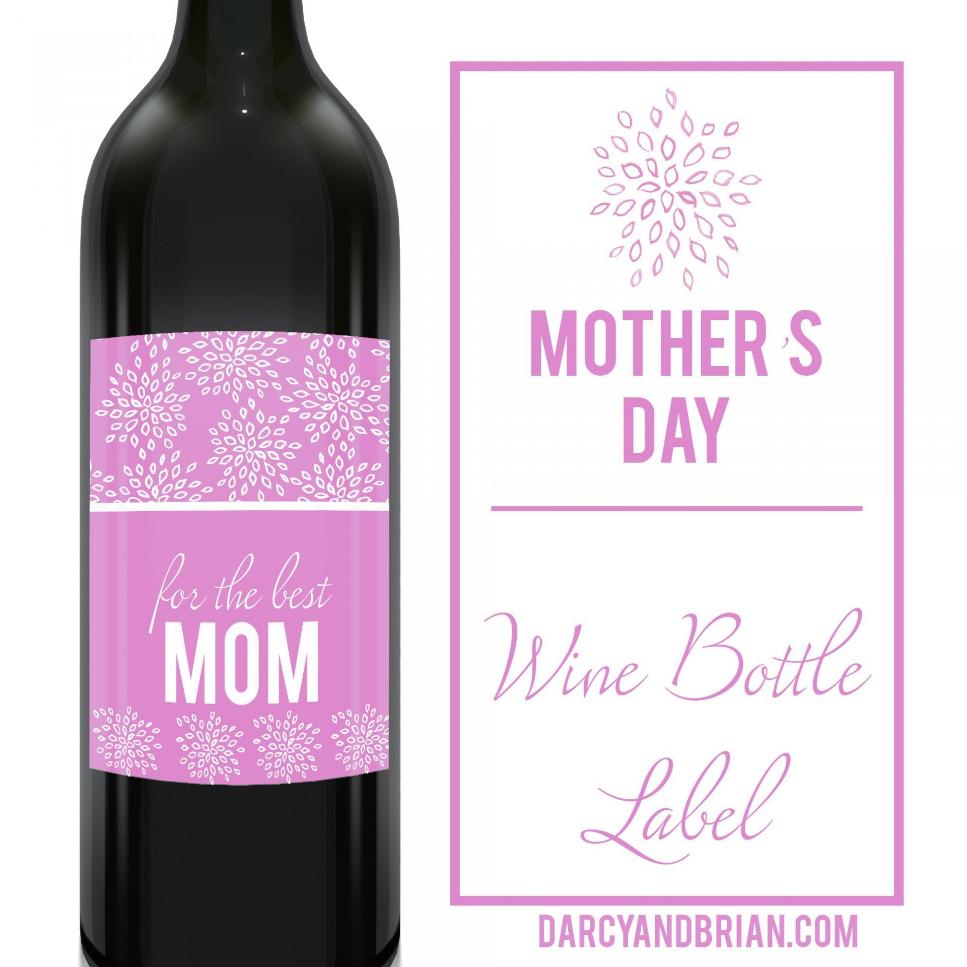 006 Awesome Free Wine Label Template Image  Online Custom Downloadable Bottle1920