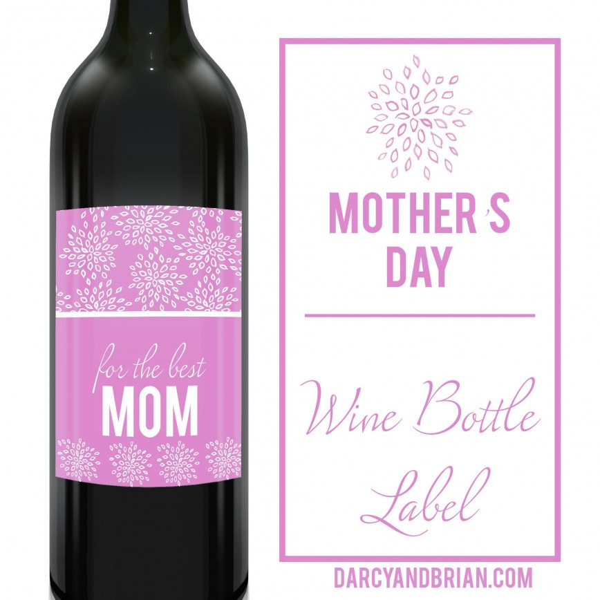006 Awesome Free Wine Label Template Image  Psd Mini Bottle