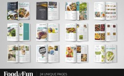 006 Awesome Photoshop Magazine Layout Template Free Download High Def