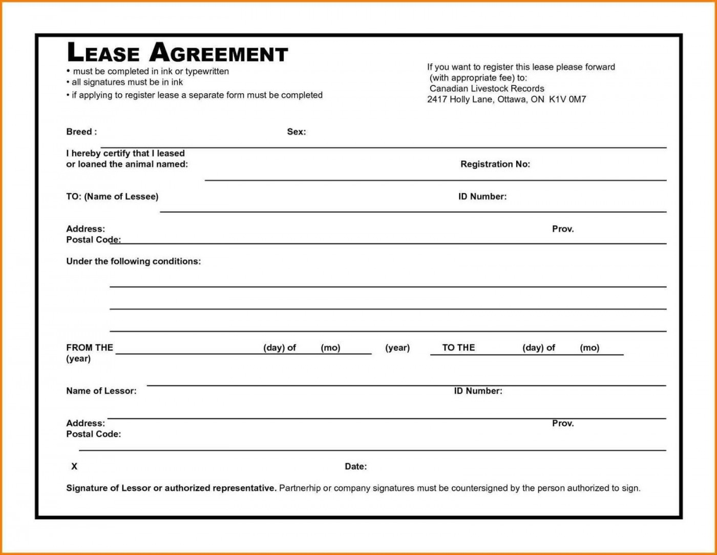 006 Awesome Rental Agreement Template Free Picture  Tenancy Form Download Word1400