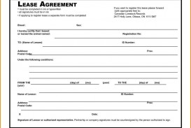 006 Awesome Rental Agreement Template Free Picture  Tenancy Form Download Word