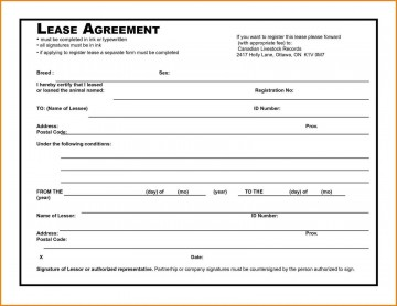 006 Awesome Rental Agreement Template Free Picture  Tenancy Form Download Word360