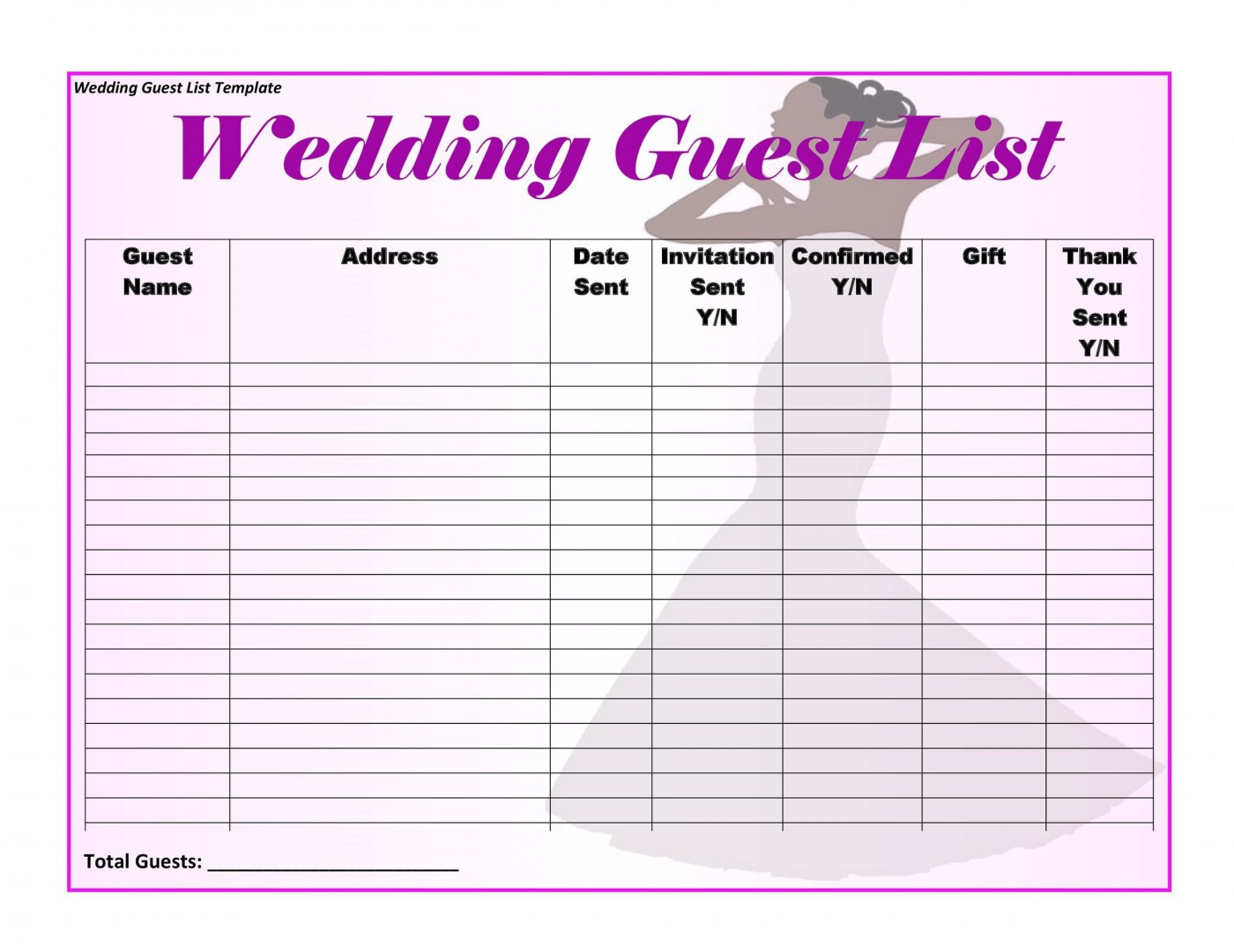006 Awesome Wedding Timeline For Guest Template Free Design  Download1400