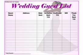 006 Awesome Wedding Timeline For Guest Template Free Design  Download