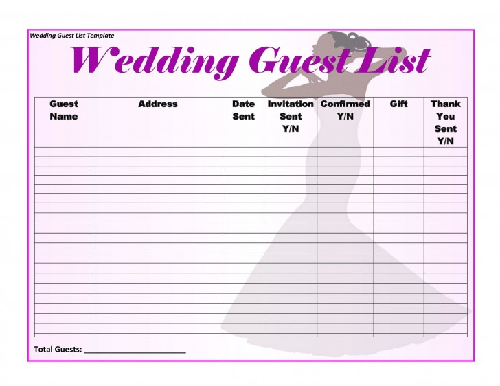 006 Awesome Wedding Timeline For Guest Template Free Design  Download728