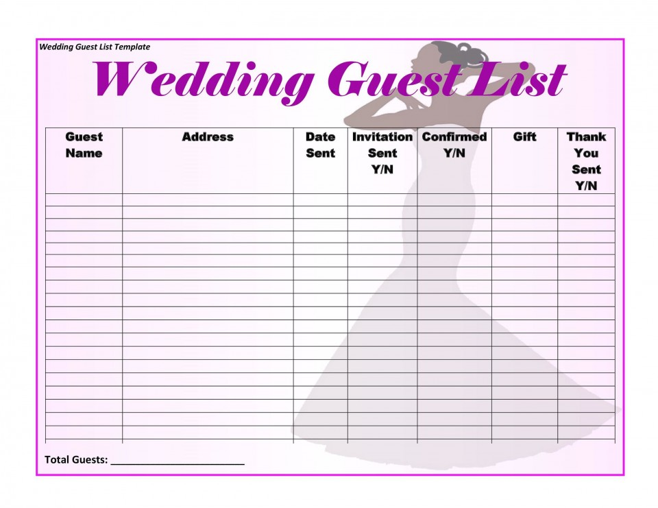 006 Awesome Wedding Timeline For Guest Template Free Design  Download960