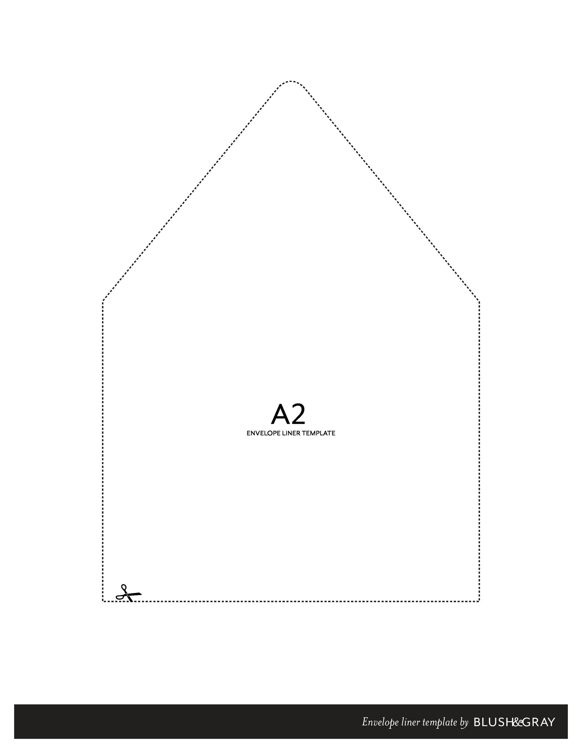 006 Awful 5x7 Envelope Template Word Sample  Microsoft FreeFull