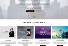 006 Awful Free Bootstrap Website Template Concept  2020 Responsive Download For Busines Education