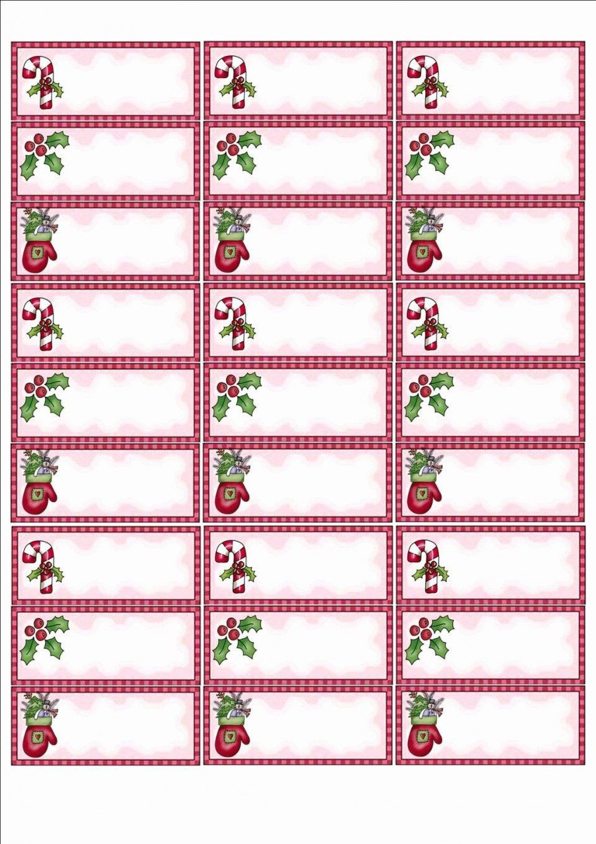 006 Awful Free Christma Addres Label Template Avery 5160 Example 1920