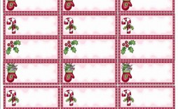 006 Awful Free Christma Addres Label Template Avery 5160 Example
