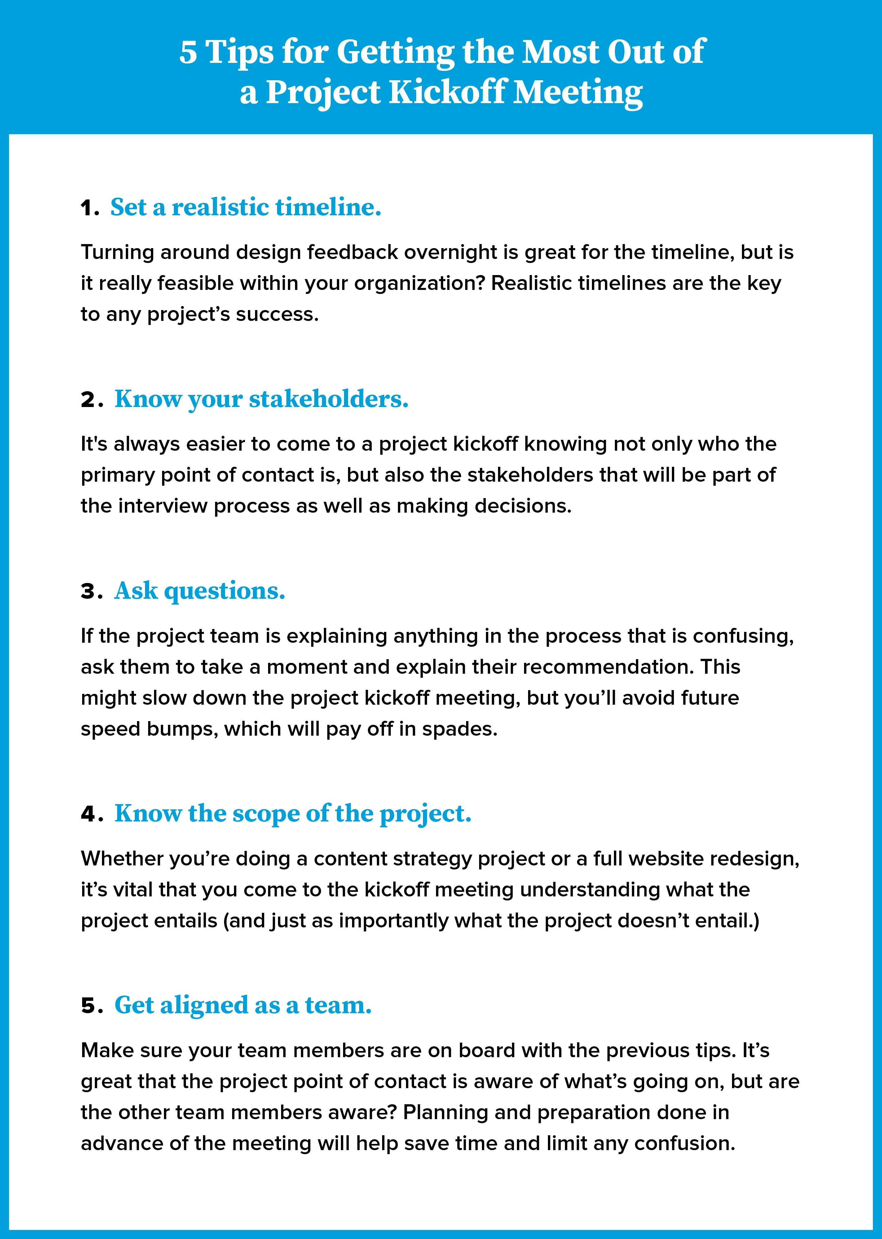 006 Awful Project Kickoff Meeting Email Template Sample  Kick OffFull
