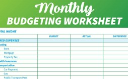 006 Awful Simple Household Budget Template High Def  Excel Google Sheet Home Form
