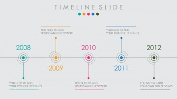 006 Awful Timeline Format For Presentation Example  Template Presentationgo360
