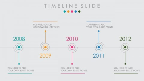 006 Awful Timeline Format For Presentation Example  Template Presentationgo480
