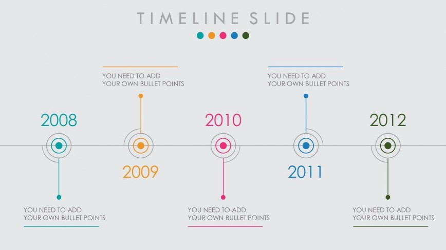 006 Awful Timeline Format For Presentation Example  Template Presentationgo868