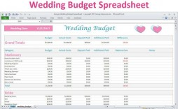 006 Awful Wedding Budget Template Excel High Resolution  South Africa Sample Spreadsheet