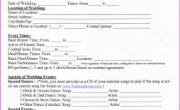 006 Awful Wedding Planner Contract Template Design  Word Planning Coordinator Free