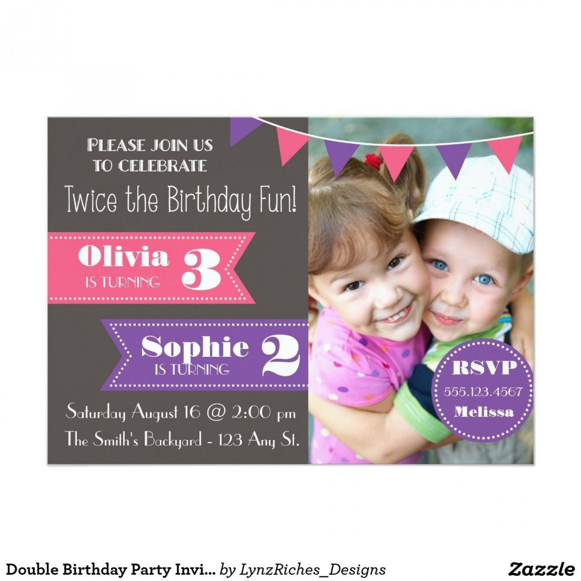 006 Beautiful Birthday Invitation Wording Sample 5 Year Old Highest Clarity 1920