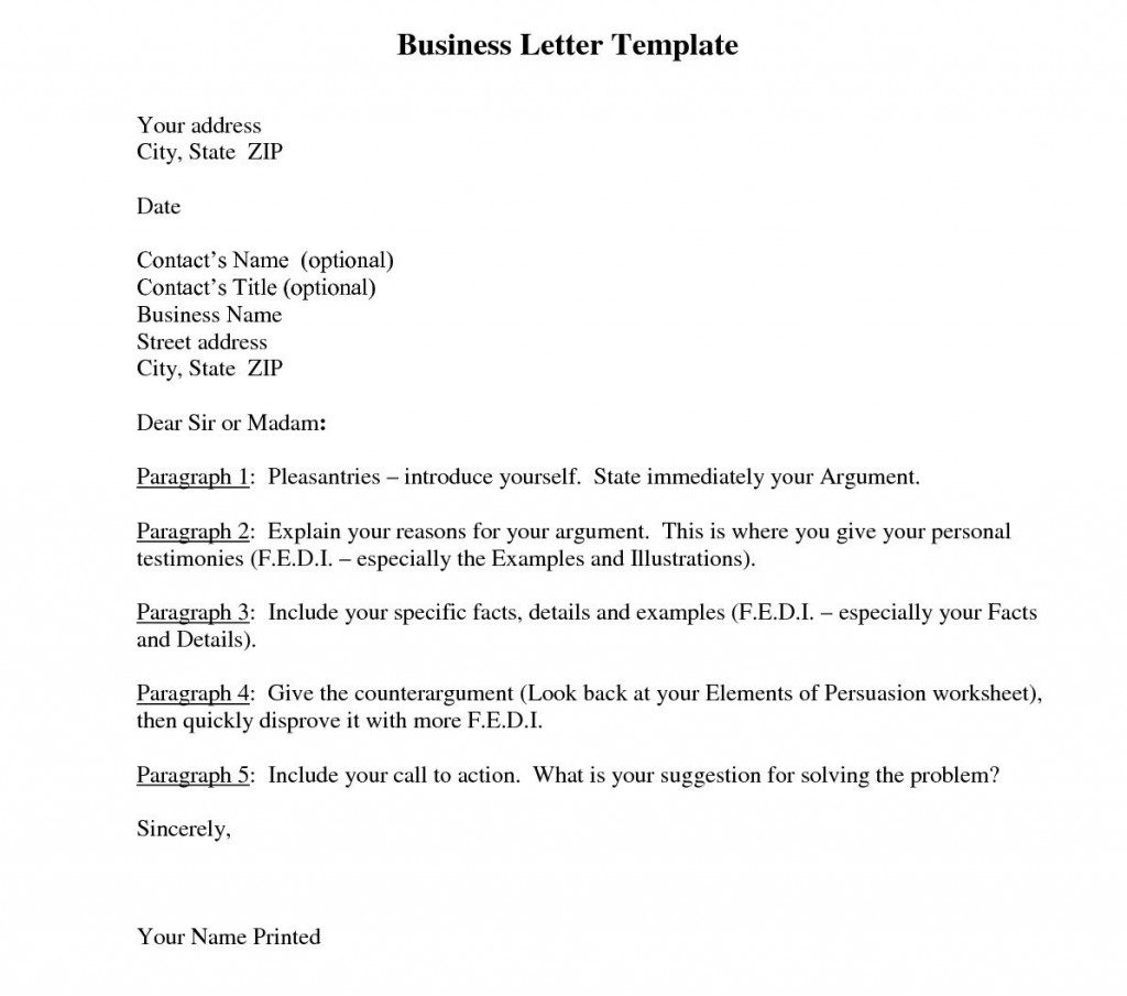 006 Beautiful Busines Letter Template Word High Def  Cover FreeLarge