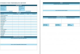 006 Beautiful Employee Evaluation Form Template Concept  Sample Doc Printable Free Word