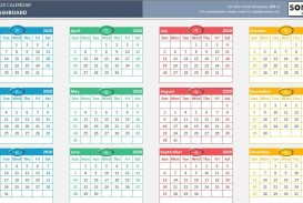 006 Beautiful Microsoft Calendar Template 2020 High Def  Publisher Office Free