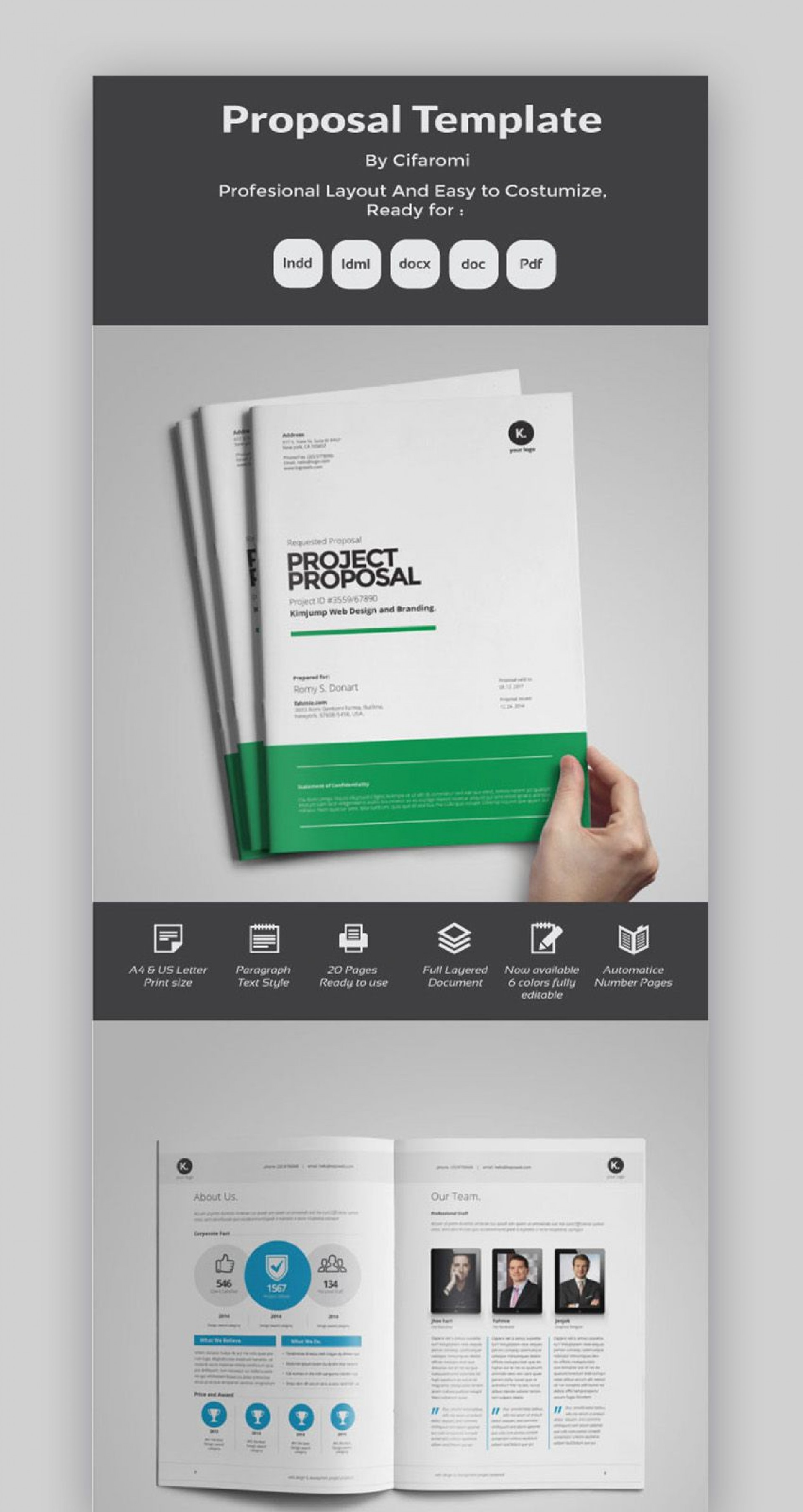 006 Beautiful Microsoft Word Proposal Template Free Highest Clarity  Project Download Budget1920