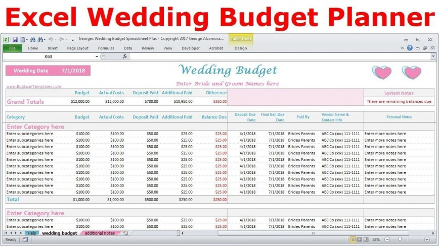 006 Breathtaking Budget Tracker Excel Template Picture  Personal Daily Expense Wedding