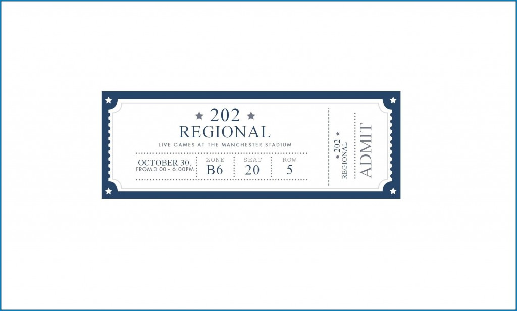 006 Breathtaking Free Event Ticket Template Printable Highest Quality Large
