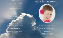 006 Breathtaking Free Funeral Program Template Download Idea  2010 Downloadable Editable Pdf Blank