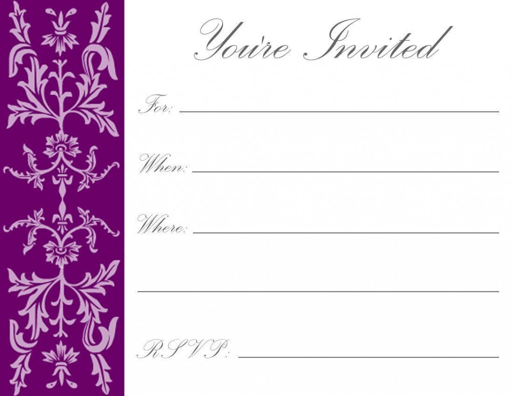 006 Breathtaking Free Online Printable Birthday Invitation Template High Definition  Templates Card MakerLarge