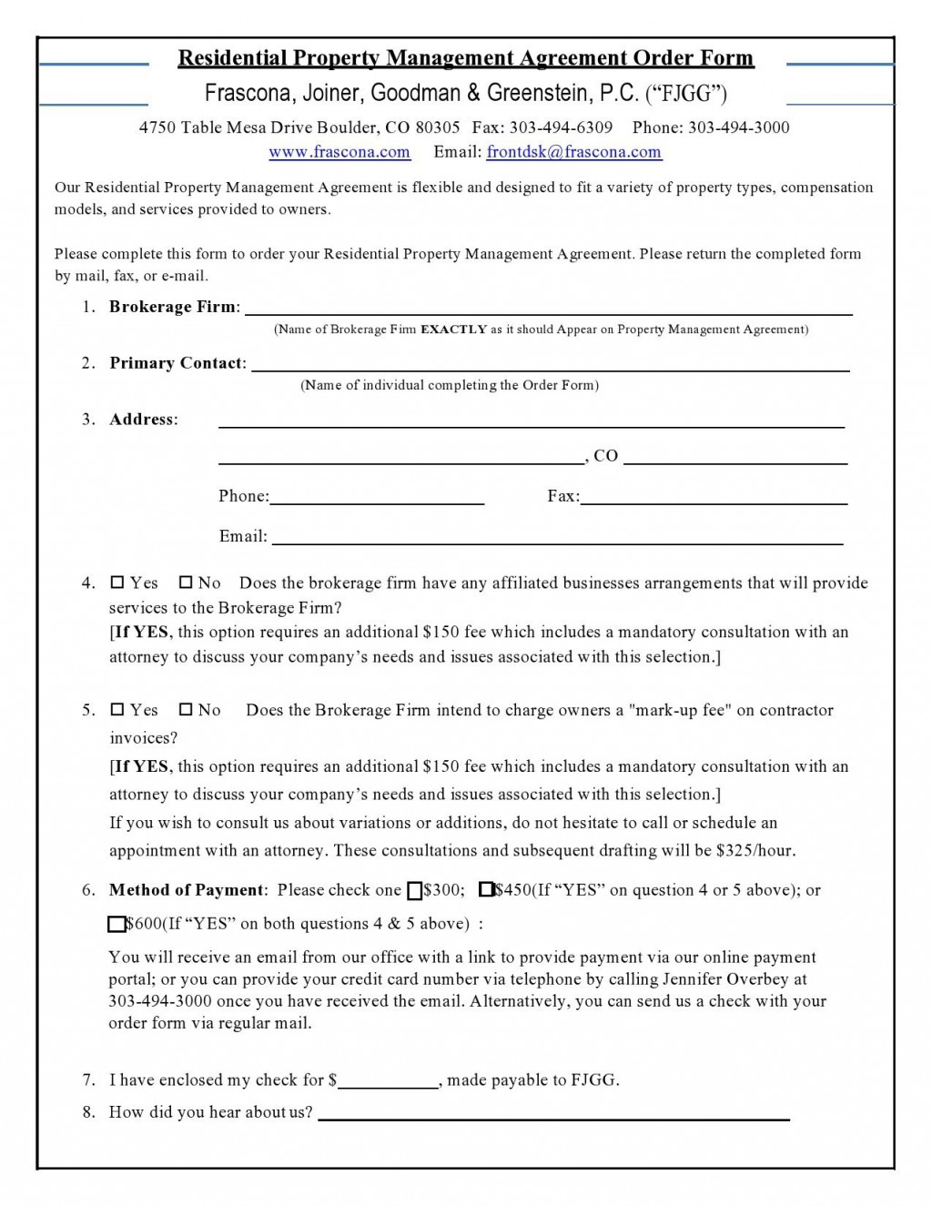 006 Breathtaking Property Management Agreement Template Ontario Inspiration  ContractLarge