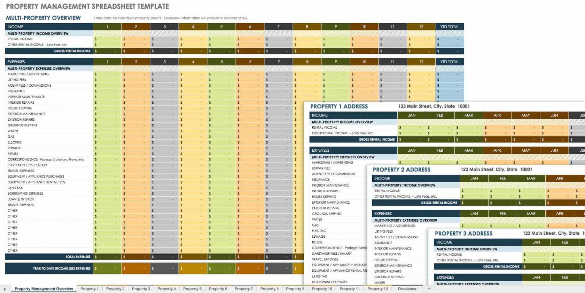 006 Breathtaking Property Management Maintenance Checklist Template Sample  Free1920