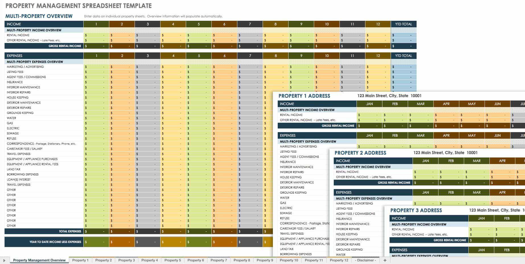 006 Breathtaking Property Management Maintenance Checklist Template Sample  FreeFull